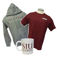 Shop for SIU Alumni Association apparel and accessories