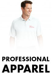 Browse Professional Apparel